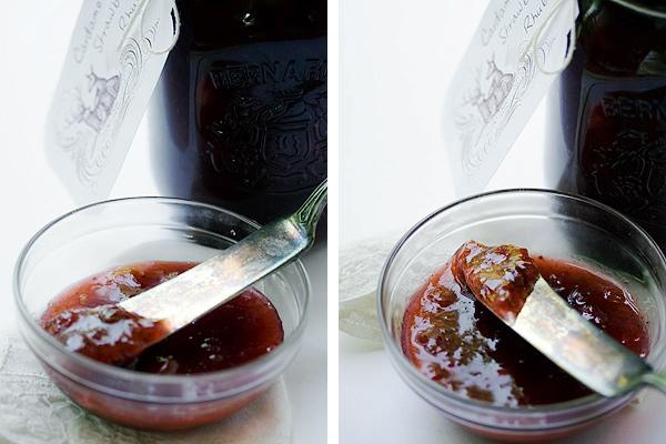 Strawberry Rhubarb Cardamom Jam