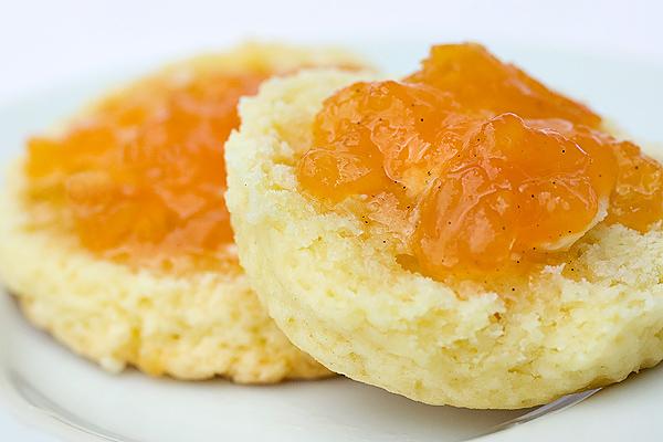 Peach Vanilla Jam