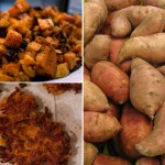 Savoury Sweet Potato Side Dishes