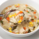 Chicken Orzo Soup