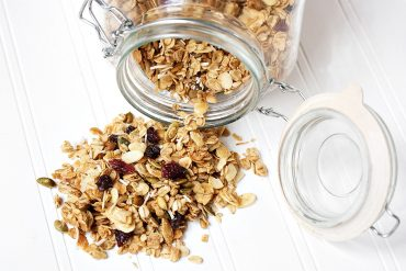 Muskoka Maple Granola
