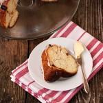 Cinnamon Raisin Bread Ring