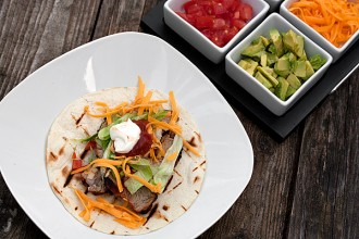 Grilled Pork Taco Toppings