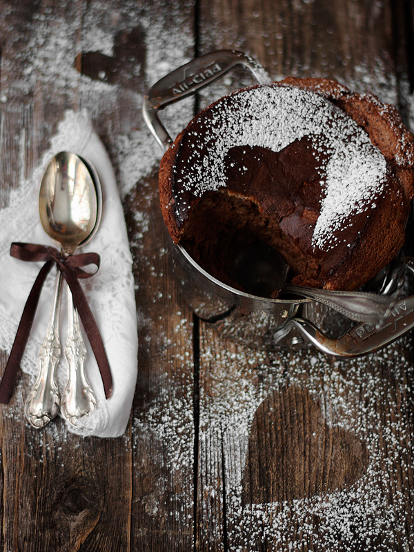 Thomas Keller's Chocolate Souffle