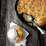 Skillet Maple Syrup Pudding Cake