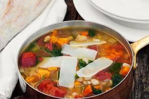 Harvest Vegetable and Bean Soup