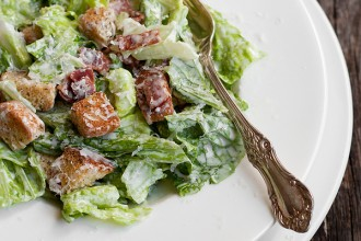 My Favourite Caesar Salad Recipe