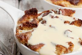 Cinnamon Crunch Bread Pudding