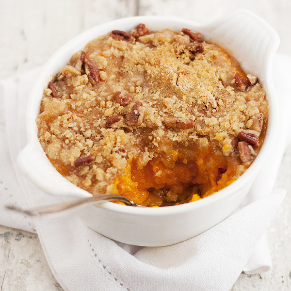 recipe: sweet butternut squash casserole [18]