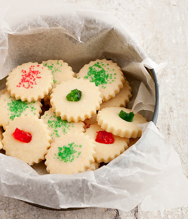 Dad S Christmas Shortbread Cookies