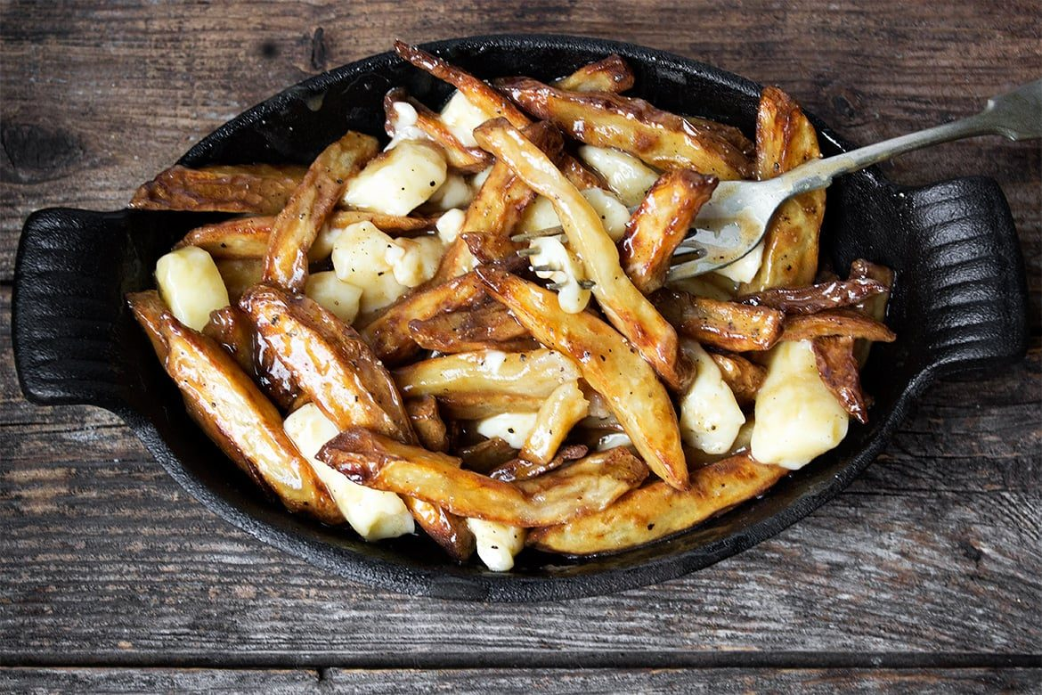 Authentic Canadian Poutine Recipe