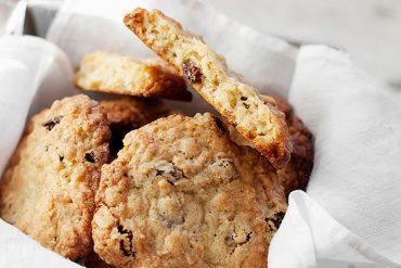 My Best Oatmeal Raisin Cookies