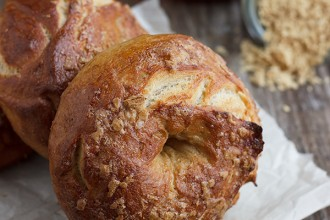French Toast Bagels
