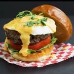 A Right Proper BBQ Beef Burger