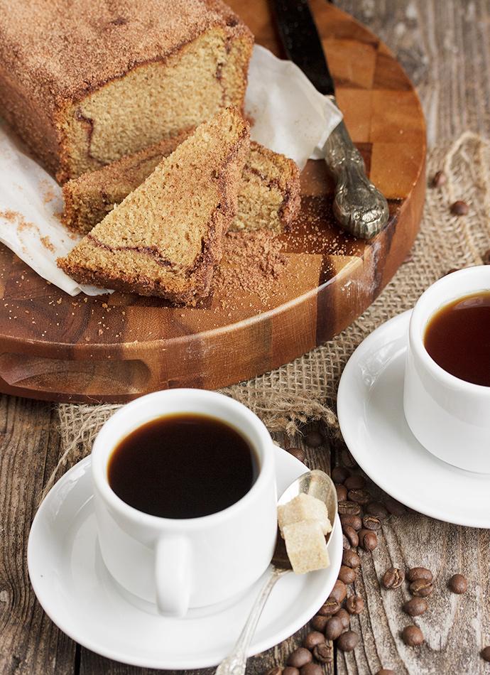 Cinnamon Crunch Loaf