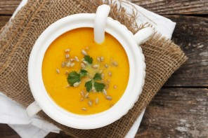 Simply Perfect Roasted Butternut Squash Soup