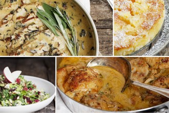 Most Popular Seasons and Suppers Recipes of 2014