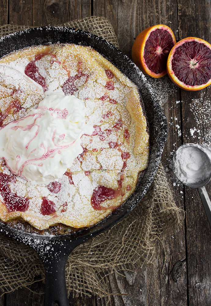 Dutch Baby With Orange Sugar Recipes — Dishmaps