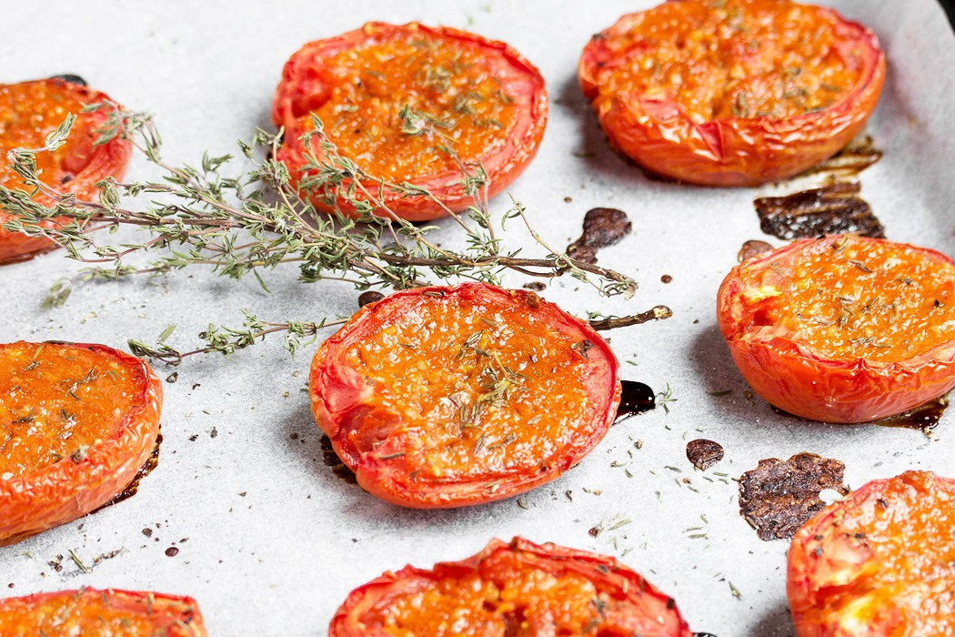 candied roma tomatoes lovely slow roasted tomatoes bursting with ...