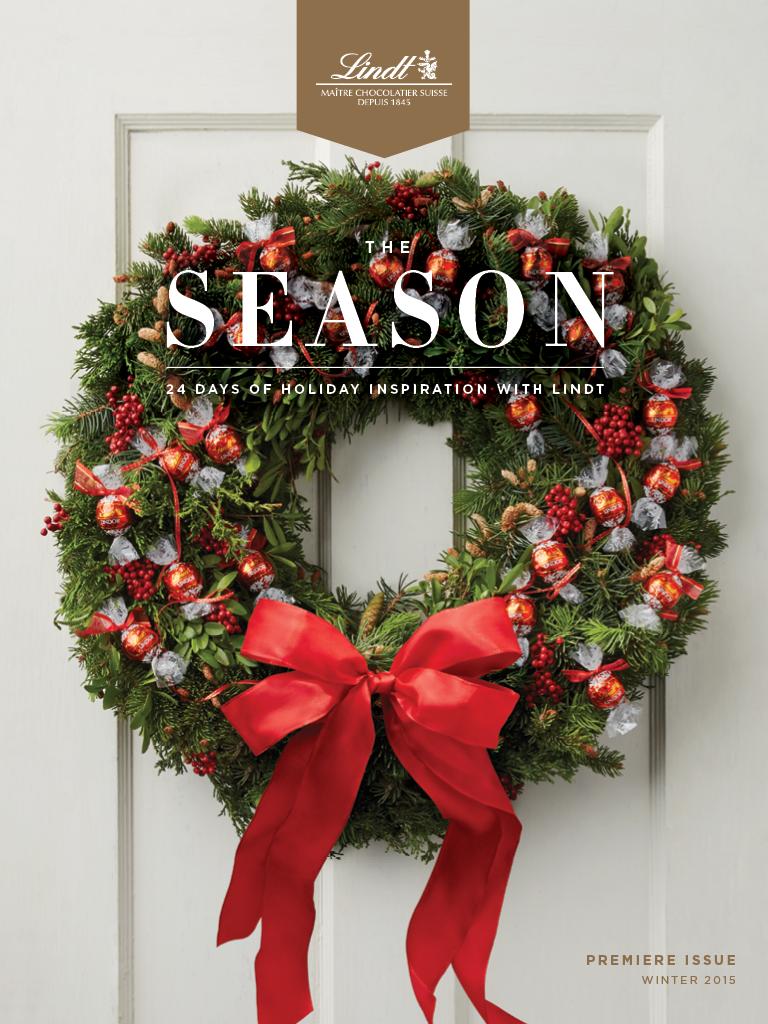 Lindt The Season Magazine