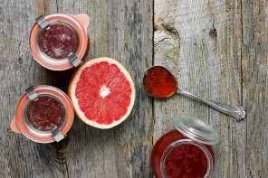 Small-Batch Grapefruit Jam