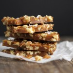 Salted Maple Walnut Brittle