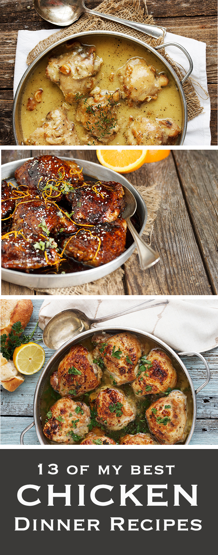13 Best Chicken Dinner Recipes