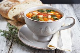 Provencal Style Winter Vegetable Soup