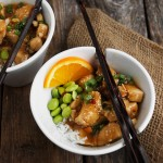Quick and Easy Orange Peel Chicken