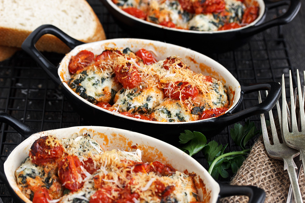 Meatless Monday: Ricotta and Spinach Gnudi