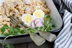 Classic Tuna Pasta Salad