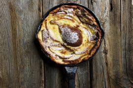 Pear Batter Cake