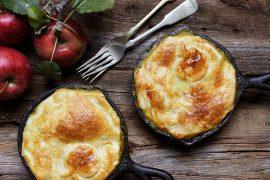 Turkey Apple Curry Pot Pie