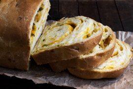 Jalapeno Cheddar Bread