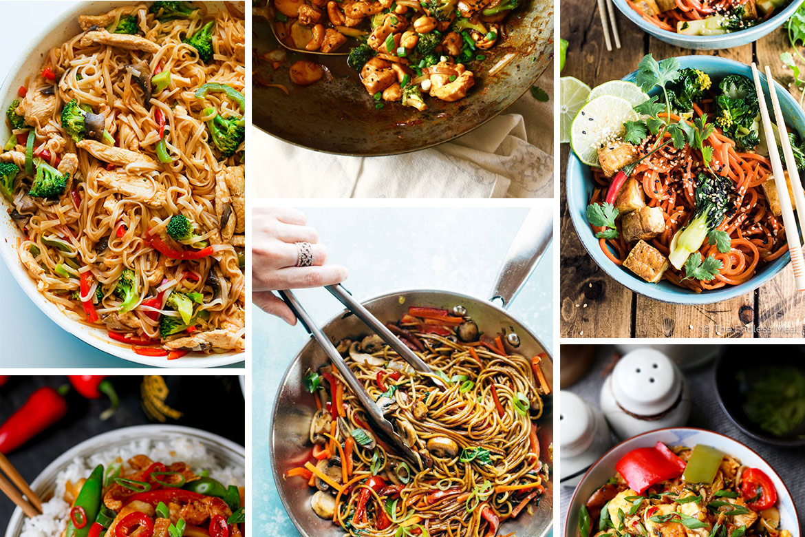 Fast, Easy and Delicious Stir Fry Rec