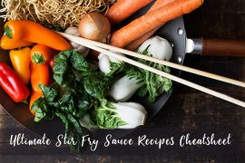 Ultimate Stir Fry Sauce Recipes Cheatsheet