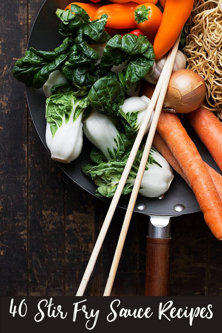 40 Stir Fry Sauce Recipes