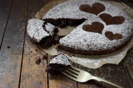 Swedish Goey Chocolate Cake
