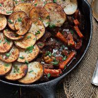Warm Spiced Beef Hot Pot