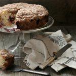 Very Berry Crumb Cake