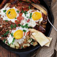 Weekend Breakfast Skillet