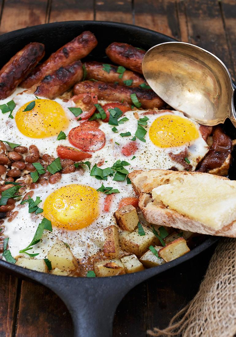 Weekend Breakfast Skillet
