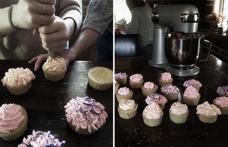 Baking Memories: Classic Vanilla Cupcakes