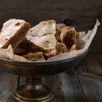 Maple Syrup Sponge Toffee