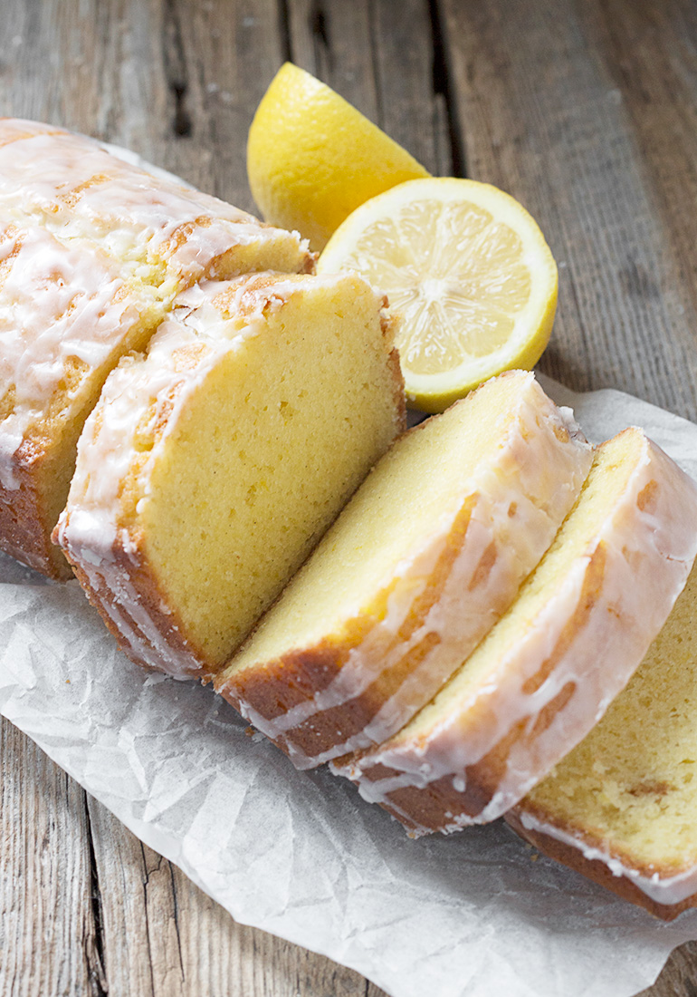 Make Easy Lemon Pound Cake