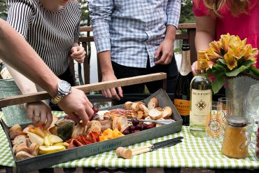 Casual Summer Entertaining with Ruffino