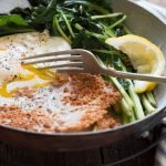Parmesan Egg Skillet