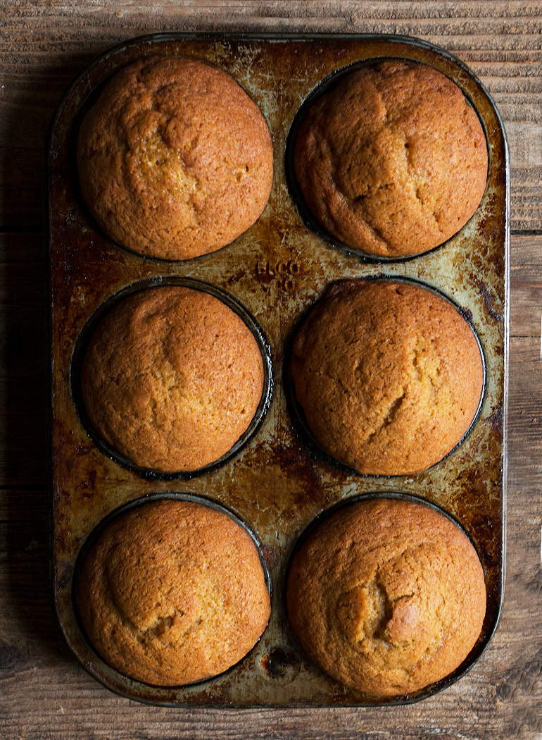 Simply Perfect Pumpkin Muffins - my go-to pumpkin muffin recipe!
