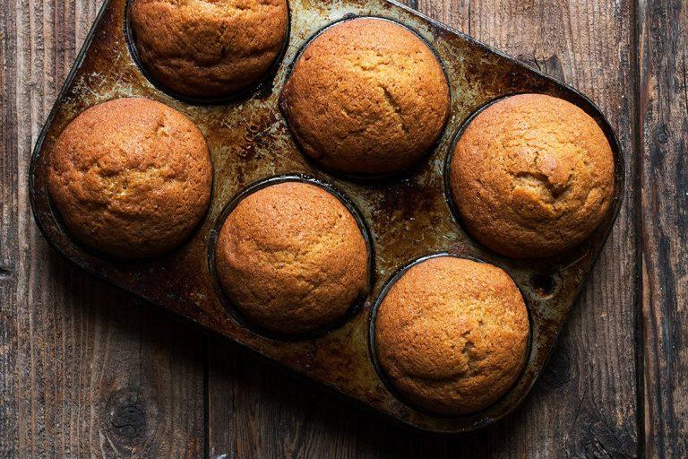 Simply Perfect Pumpkin Muffins