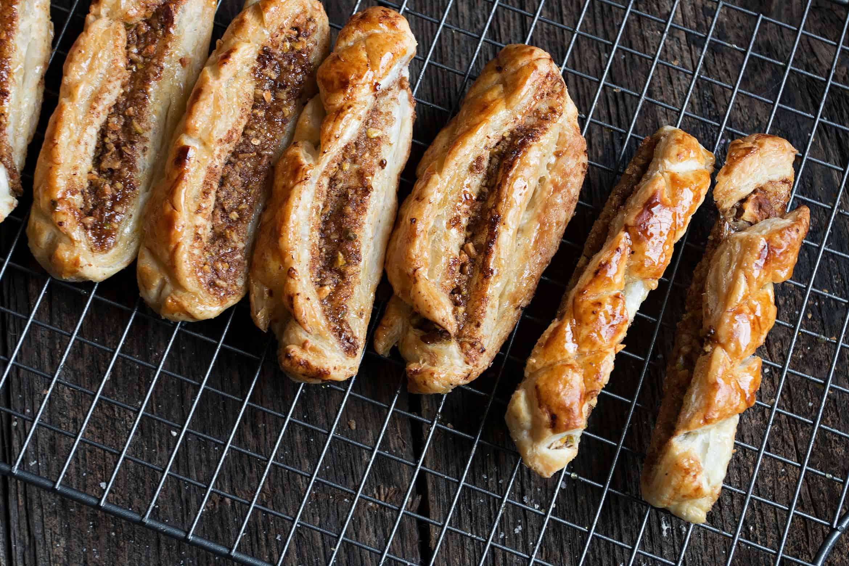 Easy Baklava Pastries